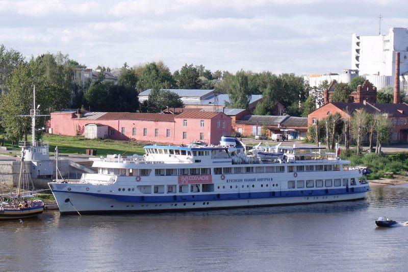 Круизные маршруты на реке Волхов