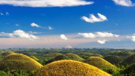 Шоколадные холмы Филипинн