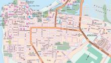 Карты Анапы