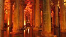 Там свежо темно и красиво - Цистерна Базилика