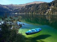 Зеленое озеро