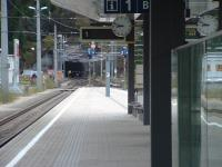 Тоннель в Санкт-Антоне