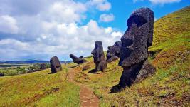 Остров Пасхи фото
