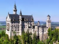 Сказочный замок Нойшванштайн