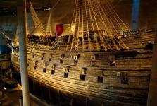 Музей «Васа» спящий красавец по-шведски
