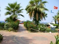 Алания, пляж Клеопатры