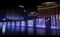 Танцующий фонтан в Белладжио