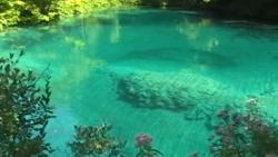Плитвицкие озера в Хорватии - Национальный парк