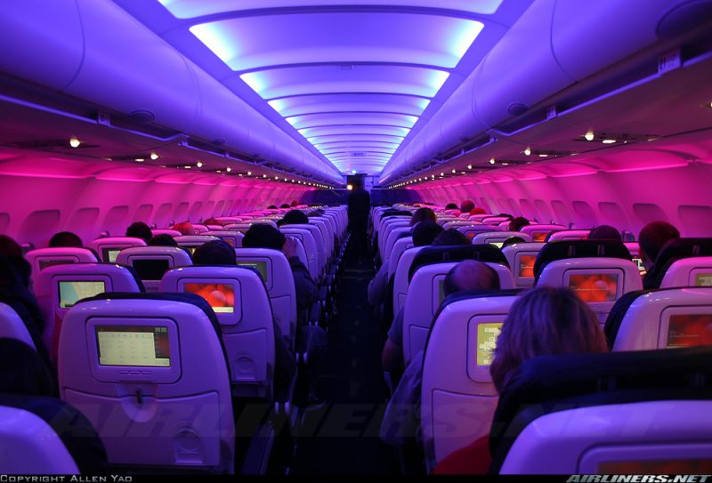 Airbus A32 - пассажирский самолет Фото, характеристики