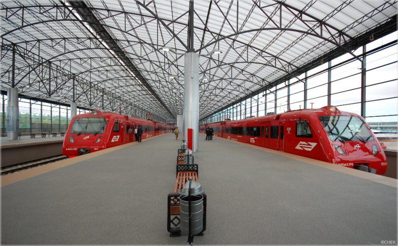 Павелецкий вокзал – аэропорт