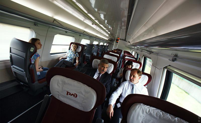 1001 Тур, схемы вагонов